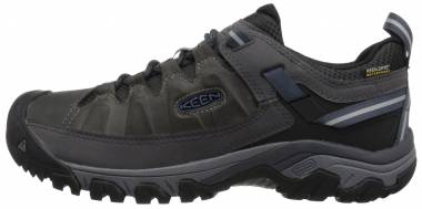 Keen Targhee III Waterproof Steel Grey/Captains Blue Men