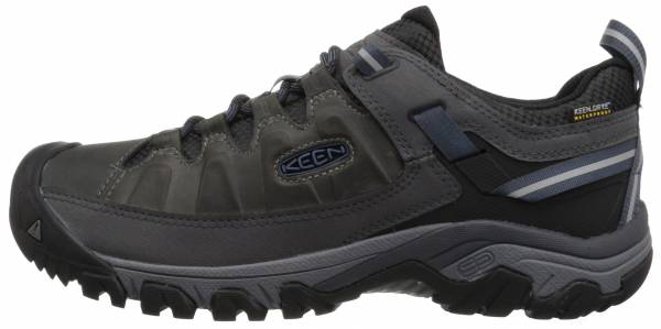 KEEN Womens Targhee Iii Wp Low Rise Hiking Shoes
