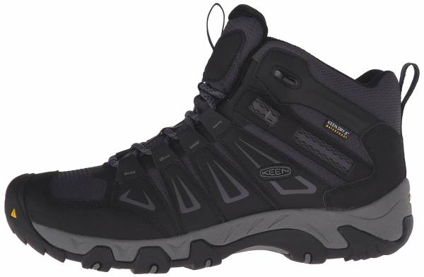 KEEN Oakridge Mid Waterproof - Grey