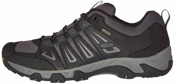 KEEN Oakridge Waterproof - Grey