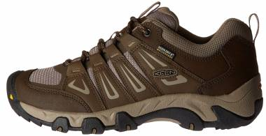 KEEN Oakridge Waterproof - Brown (1015311)