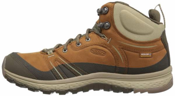 Keen Terradora Leather Mid Waterproof - Brown