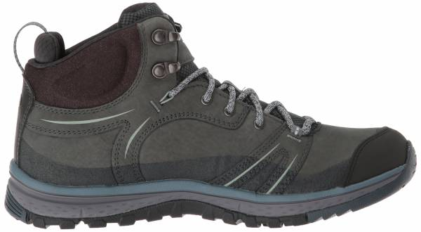 KEEN Terradora Leather Mid Waterproof - Grey