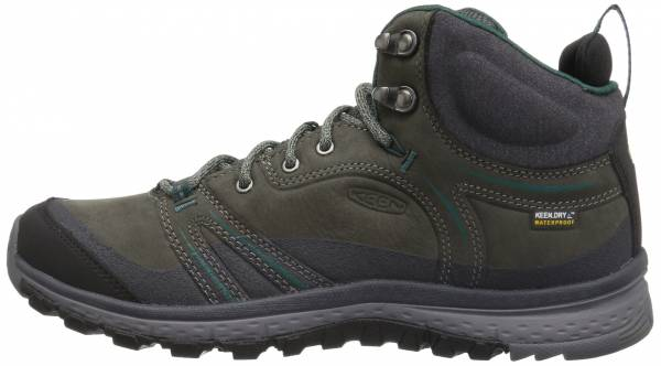 KEEN Terradora Leather Mid Waterproof - Grey (1017750)