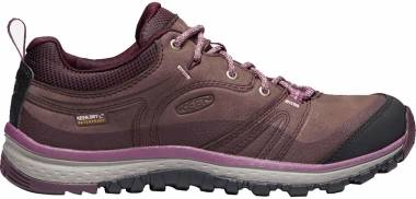 Keen Terradora Leather Waterproof - Purple