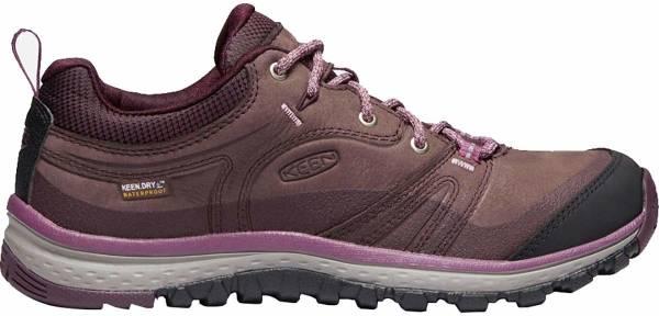 KEEN Terradora Leather Waterproof - Purple (1019891)