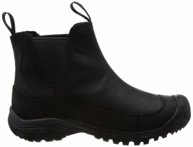 KEEN Anchorage III Waterproof Boot - Black/Raven