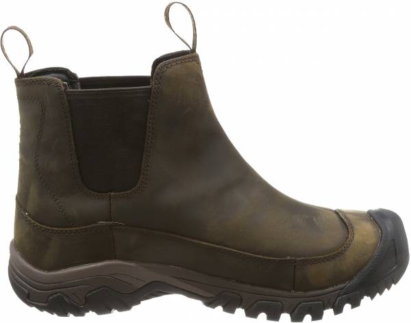 KEEN Anchorage III Waterproof Boot - Dark Earth/Mulch
