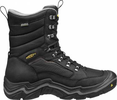 Keen Durand Polar Waterproof - Black / Gargoyle