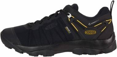 KEEN Venture WP - Black/Vibrant Yellow (1021173)