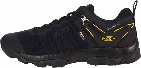 KEEN Venture WP - Black/Vibrant Yellow (1021173)