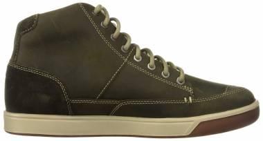 KEEN Glenhaven Sneaker Mid - Dark Olive/Black Olive (1019518)