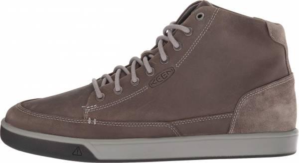 KEEN Glenhaven Sneaker Mid - Steel Grey Magnet