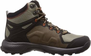 KEEN Explore Mid WP - Green (1021606)