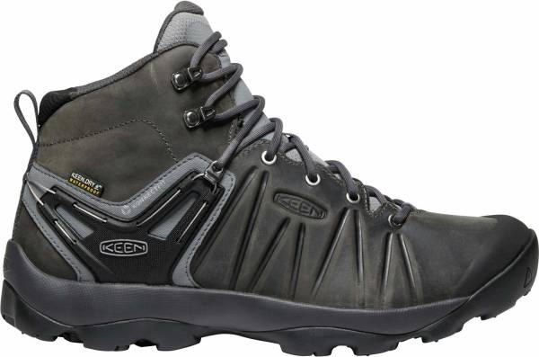 Keen Venture Mid Leather WP - mittelgrau (230)