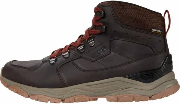 KEEN Innate Leather Mid WP - Black (1023445)