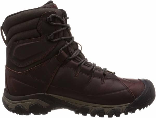 KEEN Targhee High Lace Waterproof Boot - Cocoa/Mulch (1019914)