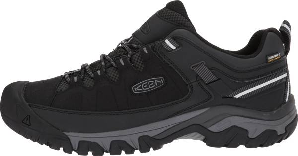 KEEN Targhee Exp WP - Black/Steel Grey (1017721)