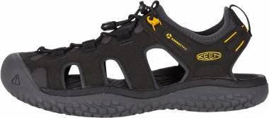 KEEN Solr - black/gold (1022246)
