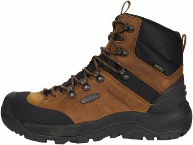 KEEN Revel IV Mid Polar - Dark Earth Caramel Café (1024136)