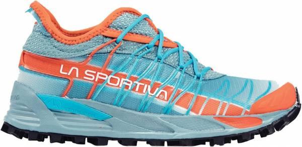 La Sportiva Mutant woman ice blue/coral