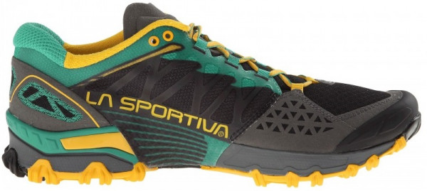 La Sportiva Bushido men light grey/green gecko