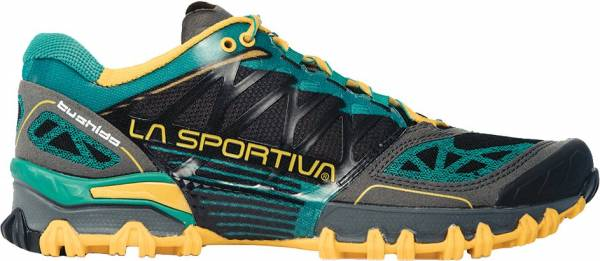 La Sportiva Bushido men grey/green