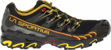 La Sportiva Ultra Raptor Black/Yellow Men