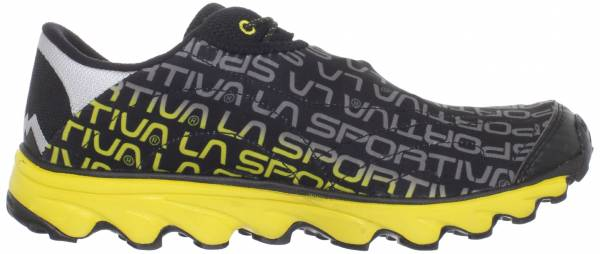 La Sportiva Vertical K Black / Yellow