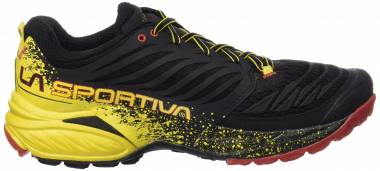La Sportiva Akasha Black/Yellow Men