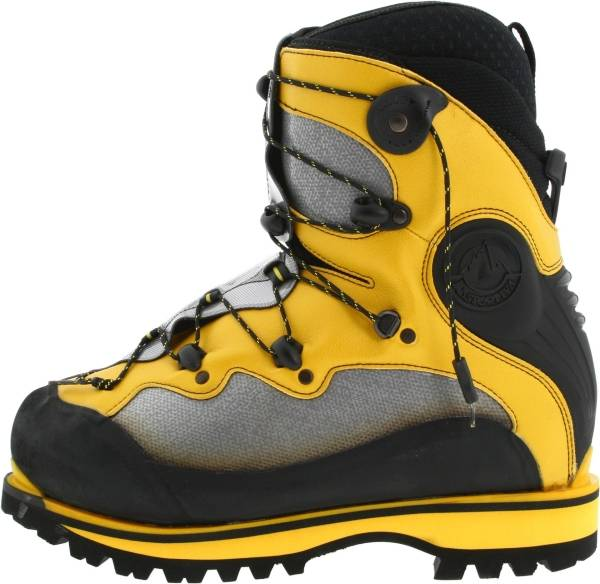 La Sportiva Spantik Yellow/Grey/Black