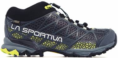 La Sportiva Synthesis Mid GTX Grey/Green Men