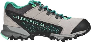 La Sportiva Genesis Low GTX - Grey/Mint (901609)