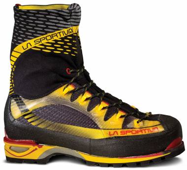 La Sportiva Trango Ice Cube GTX Black/yellow Men
