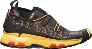La Sportiva Unika - Black/Yellow