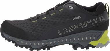 La Sportiva Spire GTX - Carbon / Apple Green