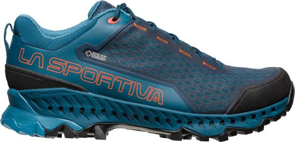 La Sportiva Spire GTX Multicolore (Ocean/Tangerine 000)