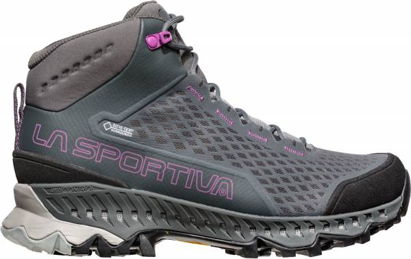 La Sportiva Stream GTX - Carbon / Purple