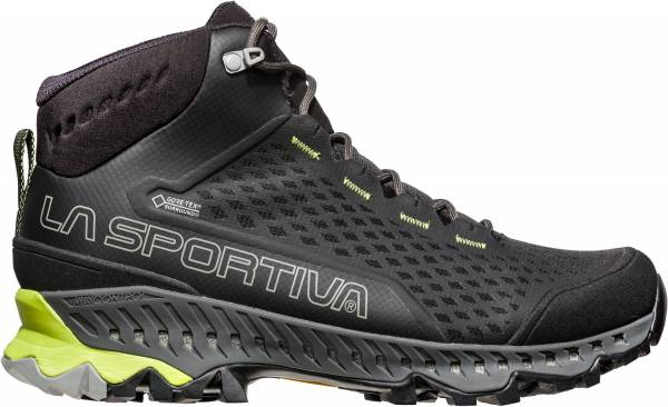 La Sportiva Stream GTX - Multicolore Carbon Apple Green 000 (900705)