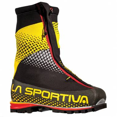La Sportiva G2 SM Black/Yellow Men