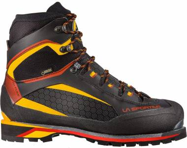 La Sportiva Trango Tower Extreme GTX Black/Yellow Men