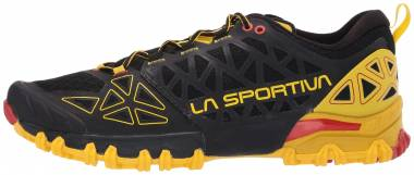 La Sportiva Bushido II - Black / Yellow