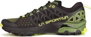 La Sportiva Bushido II - Olive/Neon (719720)