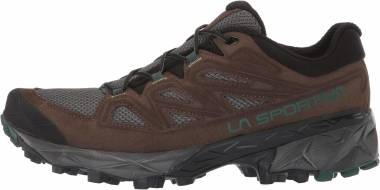 La Sportiva Trail Ridge Low - Mocha / Forest
