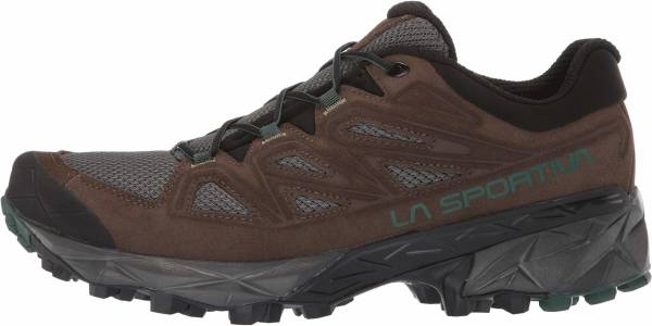La Sportiva Trail Ridge Low - Mocha/Forest (807711)