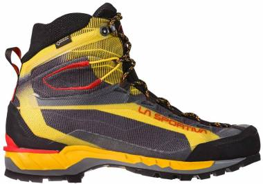La Sportiva Trango Tech GTX - Black/yellow