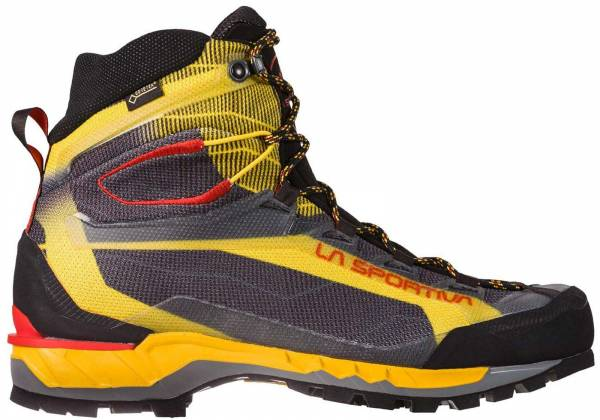 La Sportiva Trango Tech GTX - Black/Yellow (999100)
