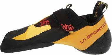 La Sportiva Skwama - Black Yellow (BY)