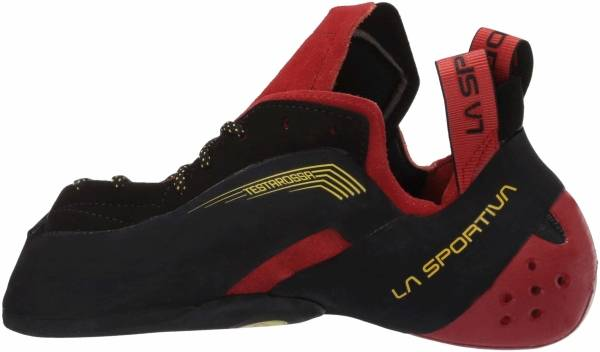 La Sportiva Testarossa - Red Black