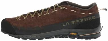 La Sportiva TX2 Leather - Chocolate / Avocado